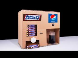 How To Make A Chocolate Vending Machine Custom How To Make CHOCOLATE Vending Machine LaguViral
