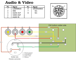 s video to rca diagram s image wiring diagram another upgrade s video audio video rca 8 bit living u2026 on s video to rca