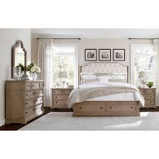 Stanley Furniture Wethersfield Estate Queen Bedroom Group - Item Number:  518 Q Bedroom Group 2