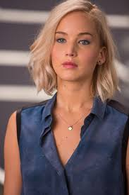 Jennifer Lawrence New Hair Style new uhq pictures of jennifer lawrence from passengers wardrobe 2485 by stevesalt.us