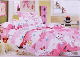 Good Hello Kitty Bedroom Set Full For Popular Pink Hello Kitty Bedding Full Kids Bedding  Sets