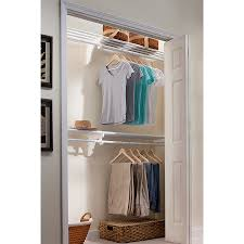 wire closet shelving. Perfect Closet EZ Shelf 333ft To 1233ft White Adjustable Mount Wire Shelving Kits Inside Closet S