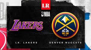 Lakers vs. Nuggets EN VIVO: sigue el ...