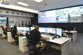 the usaa unified mand center which monitors and responds to storms power oues and