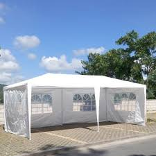 fch 10 x20 outdoor patio party canopy tent