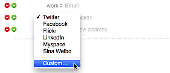 Change default fields in Mac Contacts Address Book? - Ask Dave Taylor