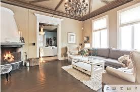 Natural Color Living Room Classic Living Room Design Ideas