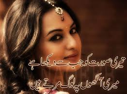 Beautiful Eyes Quotes In Urdu