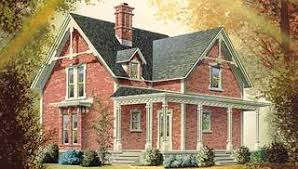 Victorian House Plans Old Historic U0026 Small Style Home FloorplansVictorian Cottage Plans