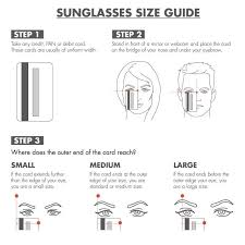 Amazon In Sunglasses Size Guide Clothing Accessories