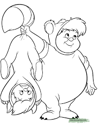 Small Picture Disney Coloring Pages Pete Coloring Pages