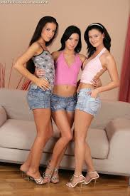 Three Bewitching Teens Nude And Dildo Snatches In Hot Orgy Pichunter