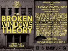 broken windows theory essay broken windows theory