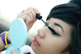 photo al collection how to apply makeup if you wear gles wearing magnifying eye
