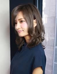 5歳へ暗髪パーマミディアムhi 270 ヘアカタログ髪型ヘア