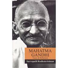 mahatma gandhi by sarvepalli radhakrishnan