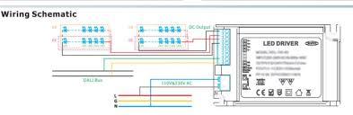 dali controlling led driver v v ma ma buy dali dali controlling led driver 12v 24v 350ma 700ma