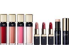 clé de peau beauté rouge à lèvres lipstick radiant lip glosses and concealer photo courtesy of clé de peau beauté