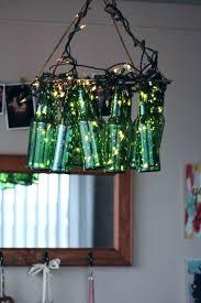 beer bottle chandelier diy chandeliersbeer bottle chandelier diy medium size of bottle chandelier elegant glass bottle