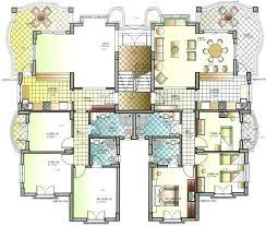 apartment floor plans designs. Modren Apartment Apartment Floor Plans Building Two Storey Residential  Plan Best Of Designs  Inside T