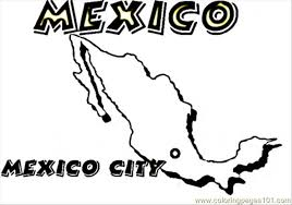 Small Picture Mexico Coloring Pages Alric Coloring Pages