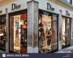 Designer Shopping In Venice Luxury Clothing Store Stock Photos Luxury Clothing Store