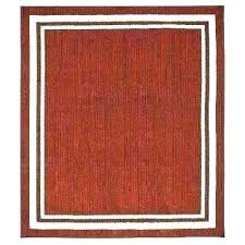 round sisal rug foot square sisal rug foot round rug area rugs ft square area square