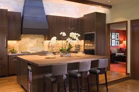 Contemporary Western Interiors Rustic Native American And - Modern interior design dining room
