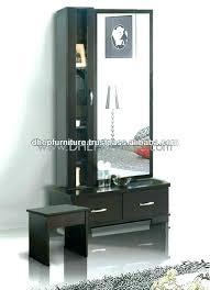 long mirror dressing table design modern wooden designs with full length for small bedroom wit