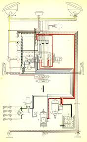 1961 vw wiring diagram 1961 wiring diagrams online 1965 bus wiring diagram