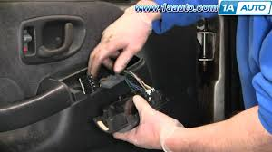 how to install replace master power window switch chevy s10 blazer how to install replace master power window switch chevy s10 blazer s15 jimmy 4 door 95 04 1aauto com