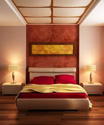 Red Bedroom Decorations Red And Beige Bedroom