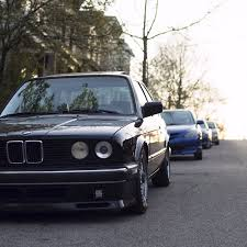 David Brower's 1987 BMW 325
