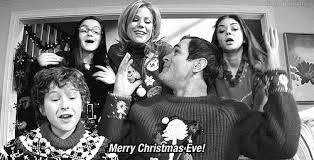 phil dunphy modern family merry christmas eve gif | Tell-Tale TV
