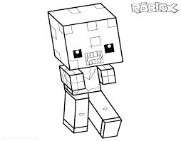 Minecraft Coloring Pages Jacobtzurgruber Com