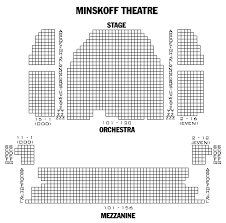 Lion King Broadway Seating Chart 15 Minskoff Theatre Seating Chart Minskoff Theatre Seating