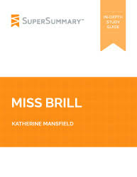 miss brill major character analysis supersummary katherine mansfield miss brill
