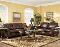 Leather Furniture For Living Room Living Room With Brown Furniture Pictures Nomadiceuphoriacom