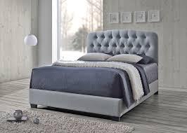 Crown Mark Tilda 5274 Tilda Upholstered Bed - Item Number: 5274-Q-FBRL