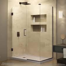 dreamline shen 24305340 06 unidoor plus hinged shower enc