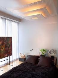 office ceiling light covers. For Bare Lights Or Unsightly Light Fixtures In That Rental. A West Village Duplex, MR Architecture + Decor Created Three-tiered Canvas Ceiling Fixture. Office Covers O