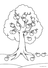 Print coloring pages by moving the cursor over an image and clicking on the printer icon in its upper right corner. Free Printable Tree Coloring Pages For Kids