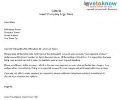 dept collection letter how to write a letter to a debt collection agency