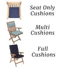 royal teak sailor folding chair