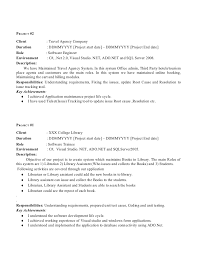 ... Ideas of Sample Resume For Dot Net Developer Experience 2 Years For  Your Format Layout ...