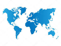 World Map Backgrounds World Map Background Stock Vector