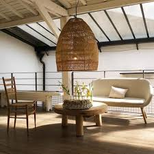 basket pendant light. Oversized Woven Basket Pendant Light. Currently: Bamboo Lights Greige Design Light H