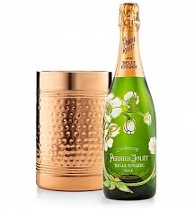 chagne gifts perrier jouet belle epoque and double walled wine chiller