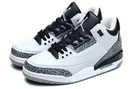jordan shoes for girls black and white. air-jordan-3-retro-wolf-grey-metallic-silver- jordan shoes for girls black and white