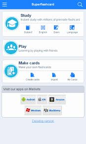 Japanese Flashcards  Android Apps On Google PlayMake Flash Cards App
